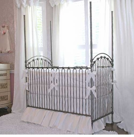 aspen crib bedding