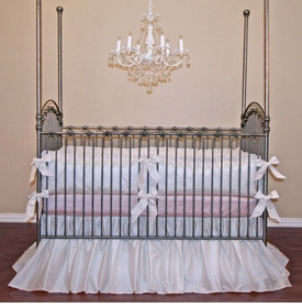 avalon girl crib bedding