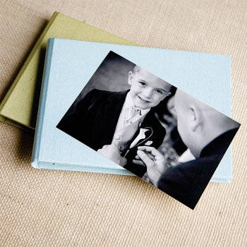 baby's brag book - black by rag & bone bindery