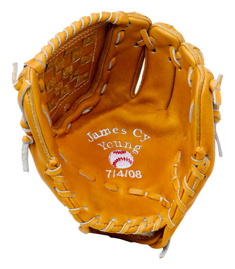 Baby S First Baseball Glove Featured At Babybox Com