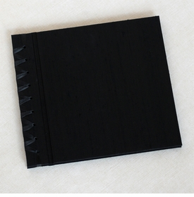 baby's first book - black by rag & bone bindery