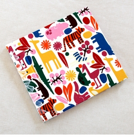 baby's first book - jungle book by rag and bone bindery