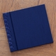 baby's first book - navy by rag & bone bindery