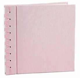 baby's first book - oxford pink
