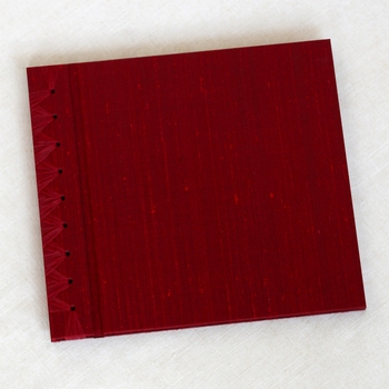 baby's first book - red rose by rag & bone bindery