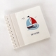 baby's first book -sail away by rag & bone bindery