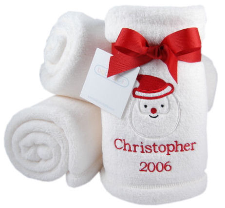 Christmas Blankets.Baby S First Christmas Blanket Featured At Babybox Com