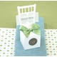 baby shower favor chair place card boxes (set of 12)