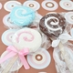 baby shower favor - lollipop towel