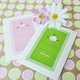 baby shower favor - personalized seed packets