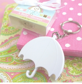 baby shower favor-umbrella tape measure