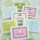 baby shower favors - gum boxes