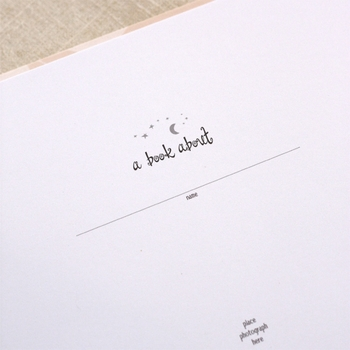 babys first book - little fox by rag & bone bindery