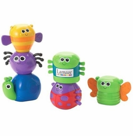 balancing bug stacker by lamaze