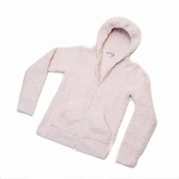 barefoot dreams cozy chic hoodie