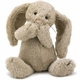 bashful bunny beige by jellycat