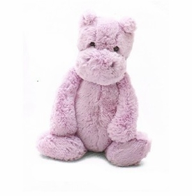 bashful lilac hippo medium jellycat