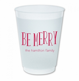 Be Merry Cups
