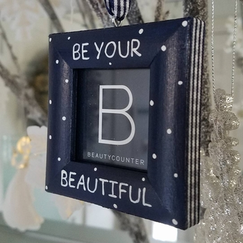 Be Your Beautiful Ornament
