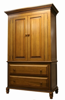 beach custom malibu armoire
