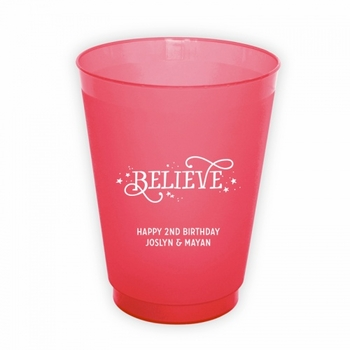 Believe In Youself Cups