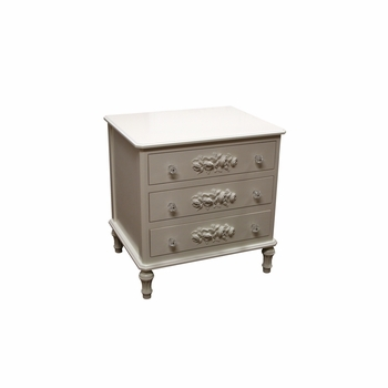 bella rosa nightstand by country cottage