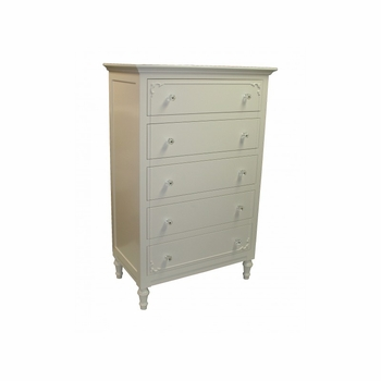 belle highboy dresser