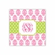 beti pink square paper coaster<br>set of 50