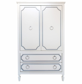 beverly 4 drawer armoire by newport cottages