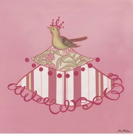 bird princess wall art - unavailable