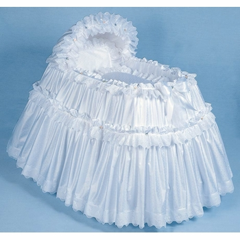 blauen snow white bassinet