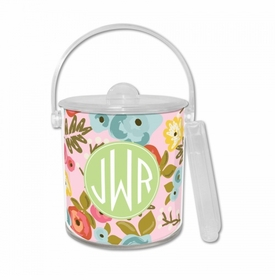 Bloom Blush Ice Bucket