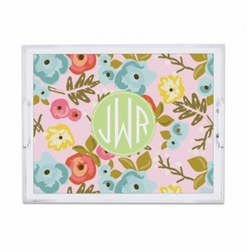 Bloom Blush Small Tray