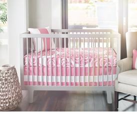 bloom crib bedding set