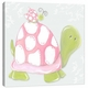 blue sky turtle wall art