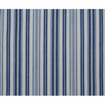 blue stripe linen (d)