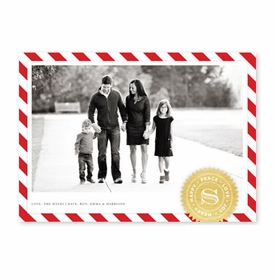 boatman geller air mail red photocard