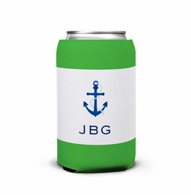 boatman geller anchor can koozie