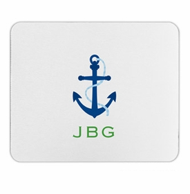 boatman geller anchor mouse pad