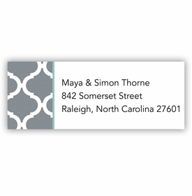 boatman geller ann tile gray address labels