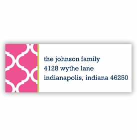 boatman geller ann tile raspberry address labels