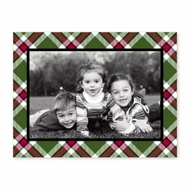 boatman geller ashley plaid moss photocard
