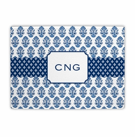 boatman geller beti navy cutting board