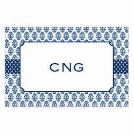 boatman geller beti navy disposable placemats