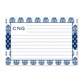 boatman geller beti navy recipe card