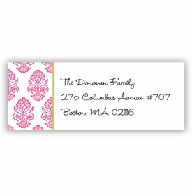 boatman geller beti pink address labels