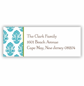 boatman geller beti teal address labels