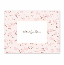 boatman geller blossom baby foldover note cards
