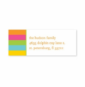 boatman geller bold stripe address labels