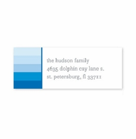 boatman geller bold stripe options address labels